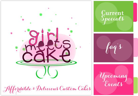 Girl Meets Cake